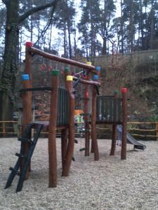 Zoo-Spielplatz