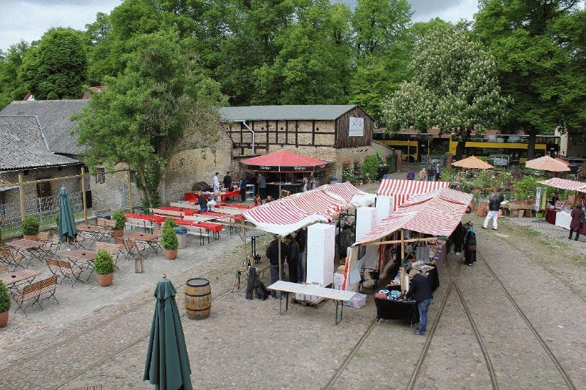 Ausflugstipp Stra Enbahndepot In Berlin Heiligensee