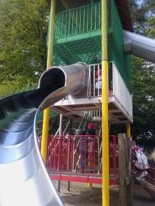 Spielplatz im Tierpark Hagenbeck