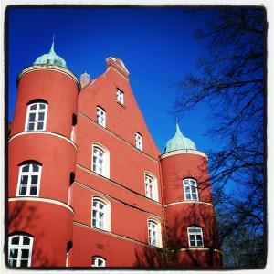 Rügen Schloss Spyker