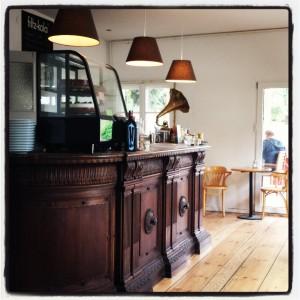 Café Bienenstock am Tegeler See, Berlin