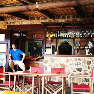 Mallorca Deia Bar Restaurant Ca'n Lluc