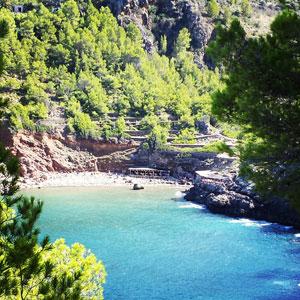 Mallorca Cala Deia