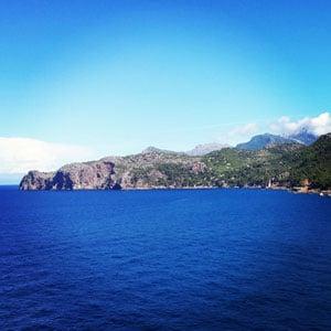 Mallorca Küste Deia Lluc Alcari