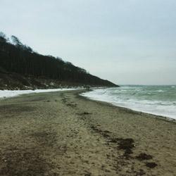 Weihnachtsurlaub an der Ostsee