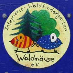 Waldkindergarten Waldmäuse e.V. Logo