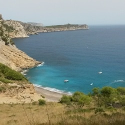Platja des Coll Baix Mallorca