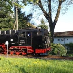 Lößnitzgrundbahn Lößnitzdackel
