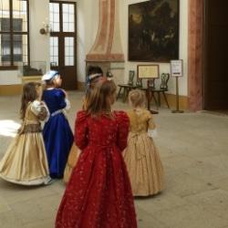 Schloss Moritzburg Kostümführung
