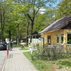 Ferienpark mit Campingplatz Bad Sonnenland bei Moritzburg Rezeption
