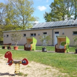 Ferienpark mit Campingplatz Bad Sonnenland bei Moritzburg Spielpaltz