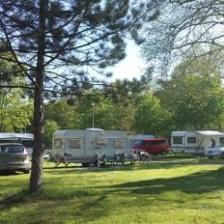 Ferienpark mit Campingplatz Bad Sonnenland bei Moritzburg Wohnmobil