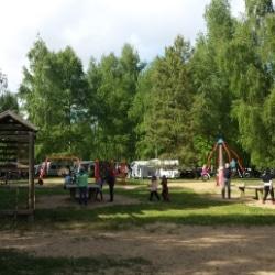 Spielplatz Campingplatz Ecktannen