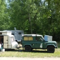 Campingplatz Ecktannen bei Waren an der Müritz