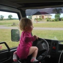 Kinder im Wohnmobil