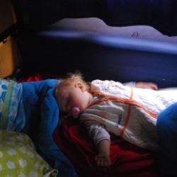 Schlafen im Wohnmobil