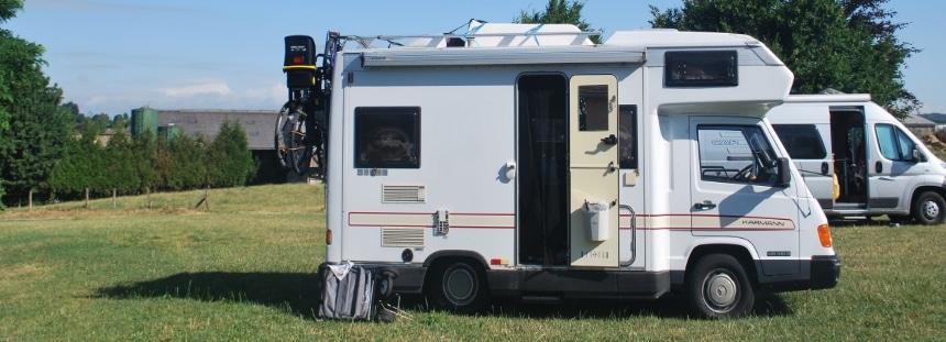 Reisekosten sparen durch Campingurlaub