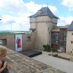 Burg Malbrouk Burg Meinsberg in Frankreich