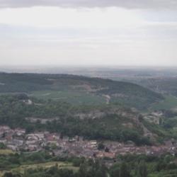 Mit dem Wohnmobil in der Bourgogne Burgund in Frankreich