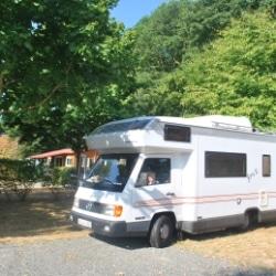 Wohnmobil Stellplatz Campingplatz L'Etang Neugf in Frankreich Burgund