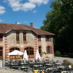 Campingplatz Chateau de Poinsouze in Frankreich