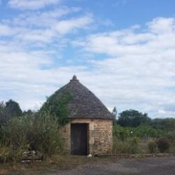 Borie in der Dordogne