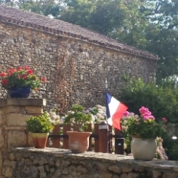Mit dem Wohnmobil in Saint Germain de Belves in der Dordogne