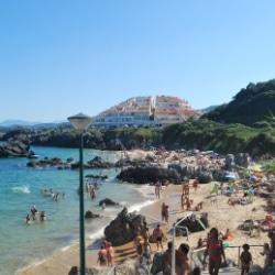 Playa de Isla, Spanien