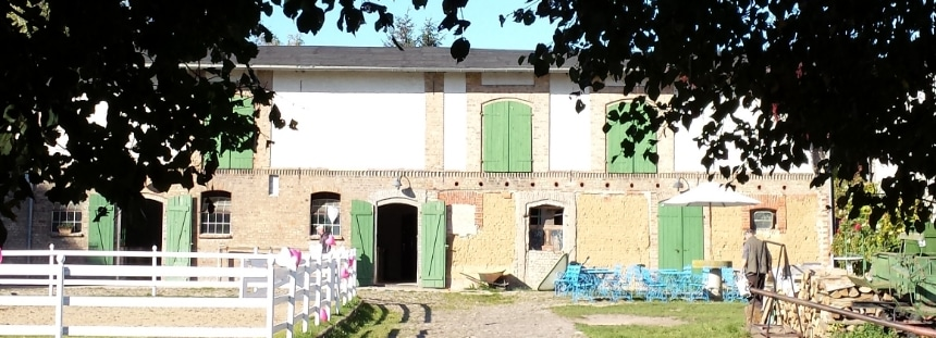 Gut Falkenhain - Archehof, Pension & Kinderhotel