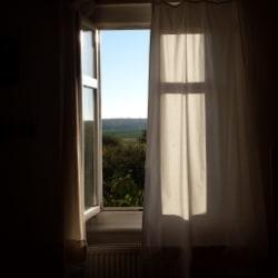 Gut Falkenhain Herrenhausfenster 1. og