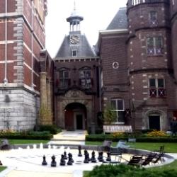 Rijksmuseum Außenansicht