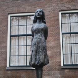 Anne Frank Museum in Amsterdam