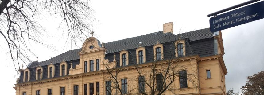Schloss Ribbeck im Havelland