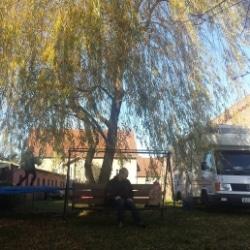 Wohnmobil Stellplatz in Wiesenaue, Havelland