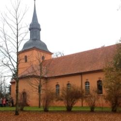 Kirche in Ribbeck