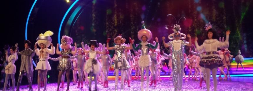 Keinschneechaos Kindershow im Friedrichstadt-Palast Berlin