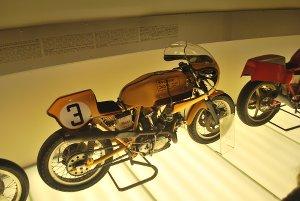 Museo Ducati bei Bologna Italien