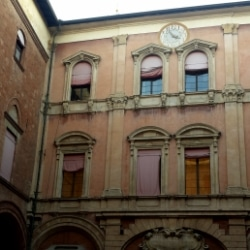 Bologna Innenhof