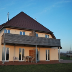 Rügen Ferienhof Haus