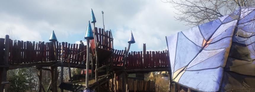 Wohnmobiltour I/2016: von Berlin über den Milchschafhof Scharfgarbe zur Kulturinsel Einsiedel