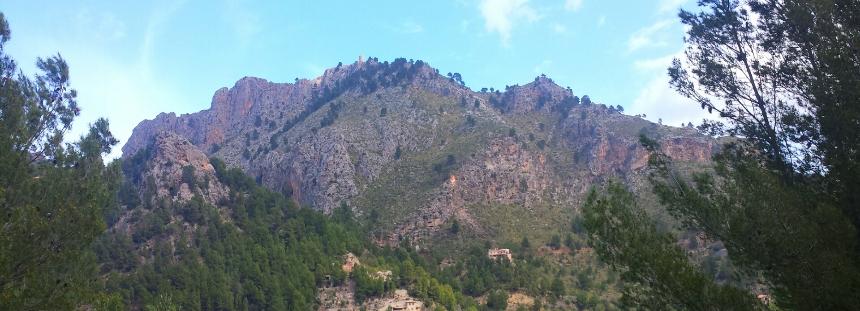 Wandern im Tramuntana Gebirge