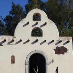 El Dorado Westernstadt Templin mexikanische Hochzeitskapelle