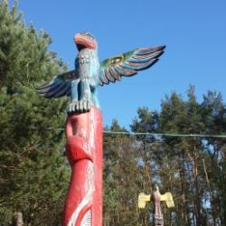 El Dorado Westernstadt Templin mexikanische Abenteuerspielplatz