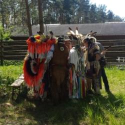El Dorado Westernstadt Templin Indianer