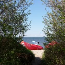 Campingplatz Loissin an der Ostsee