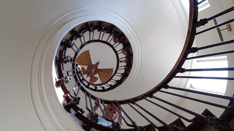 Besuch des Jules Verne Museum, Amiens, Frankreich