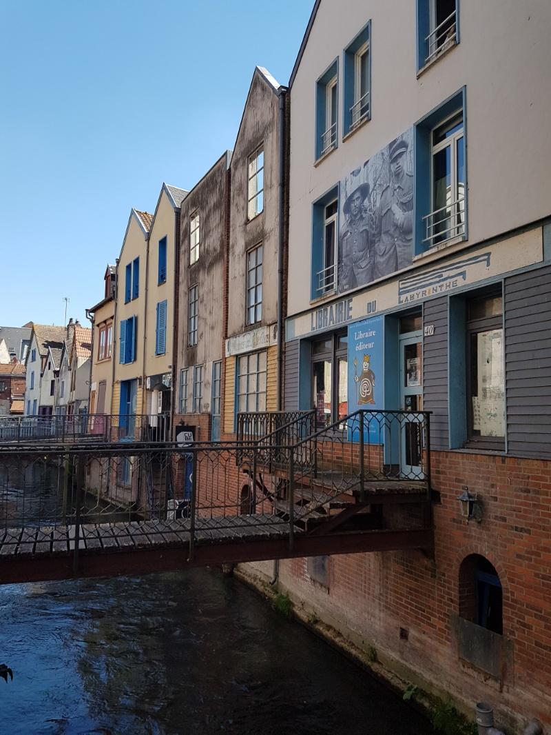 Saint-Leu in Amiens, Klein-Venedig