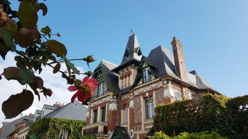 Villa in Veules-Les-Roses, Normandie Frankreich