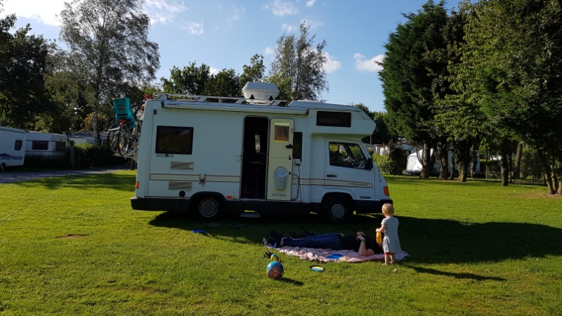 Camping in Houplines
