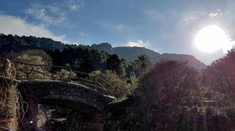 Bàlitx d'Avall, Agroturismus im Tramuntana Gebirge aufMallorca